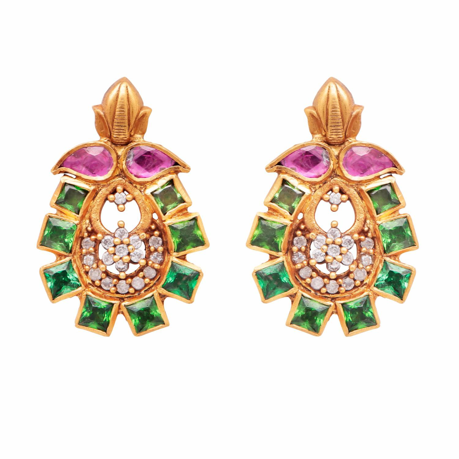 42108c02f Jewelled Earrings Party Season Jewellery