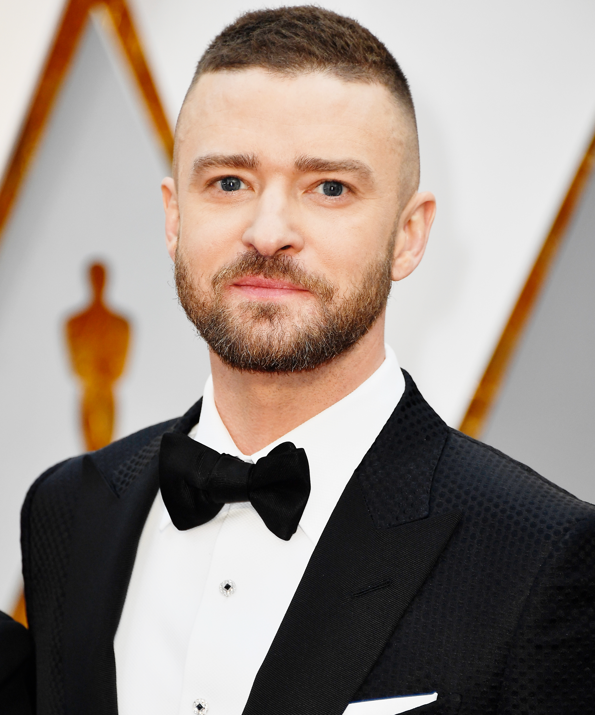 justin timberlake new oscars hairstyle funny tweets