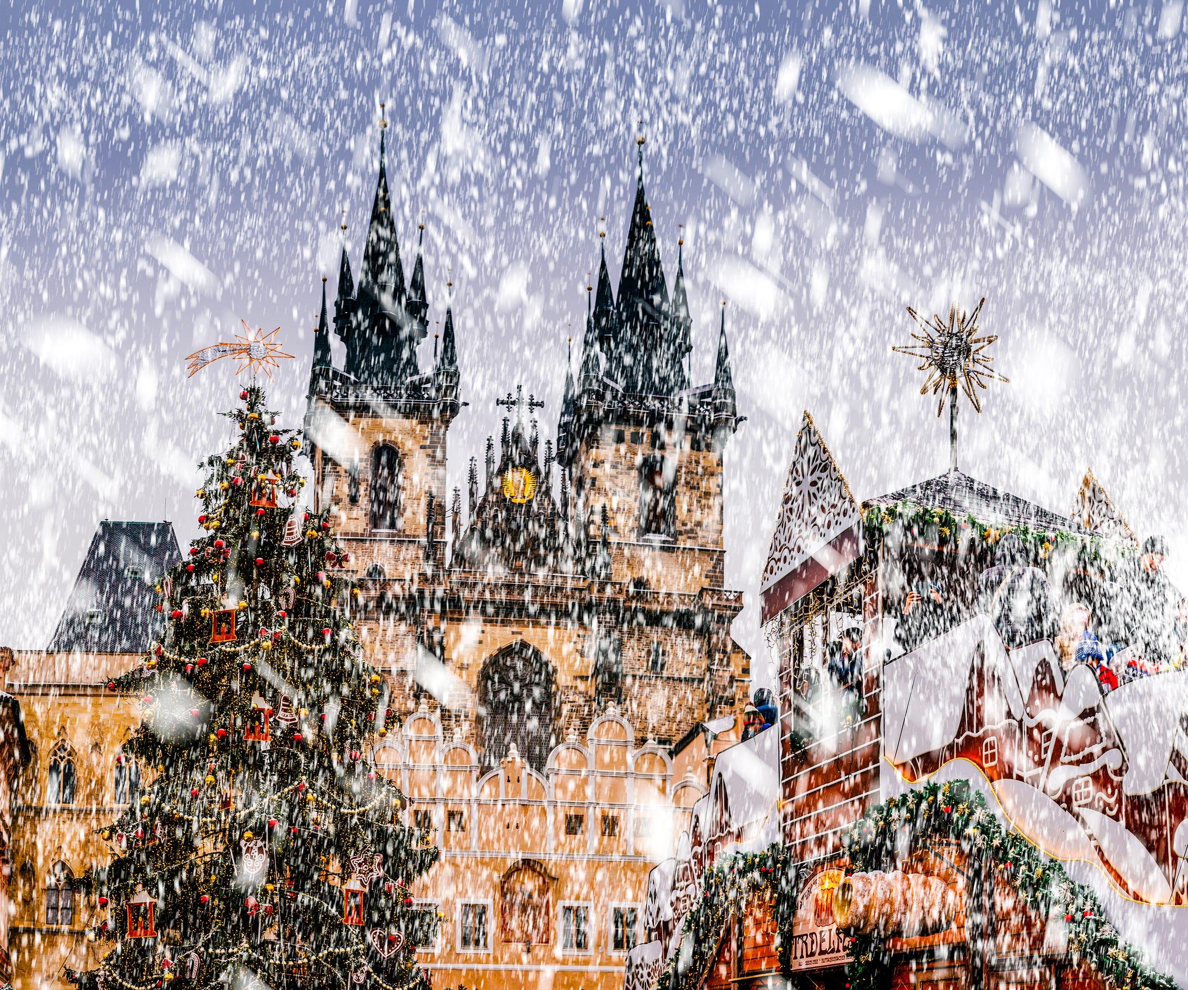 Best Winter Wonderland Holiday Destinations Snow Travel