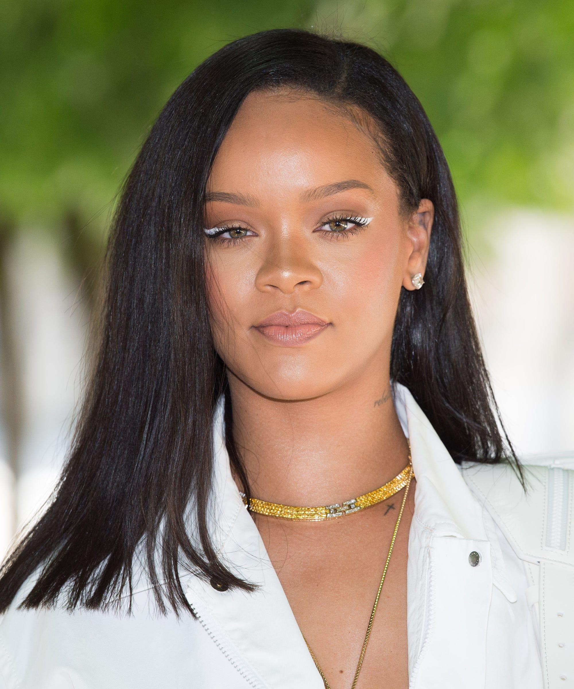 Rihanna's Makeup Artist Priscilla Ono Reveals Her Hack for Dewy, Winter-ProofSkin