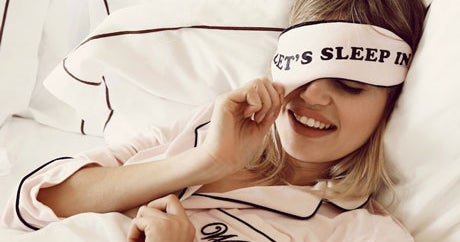 Sleep Your Way To Better Skin — Here's How
