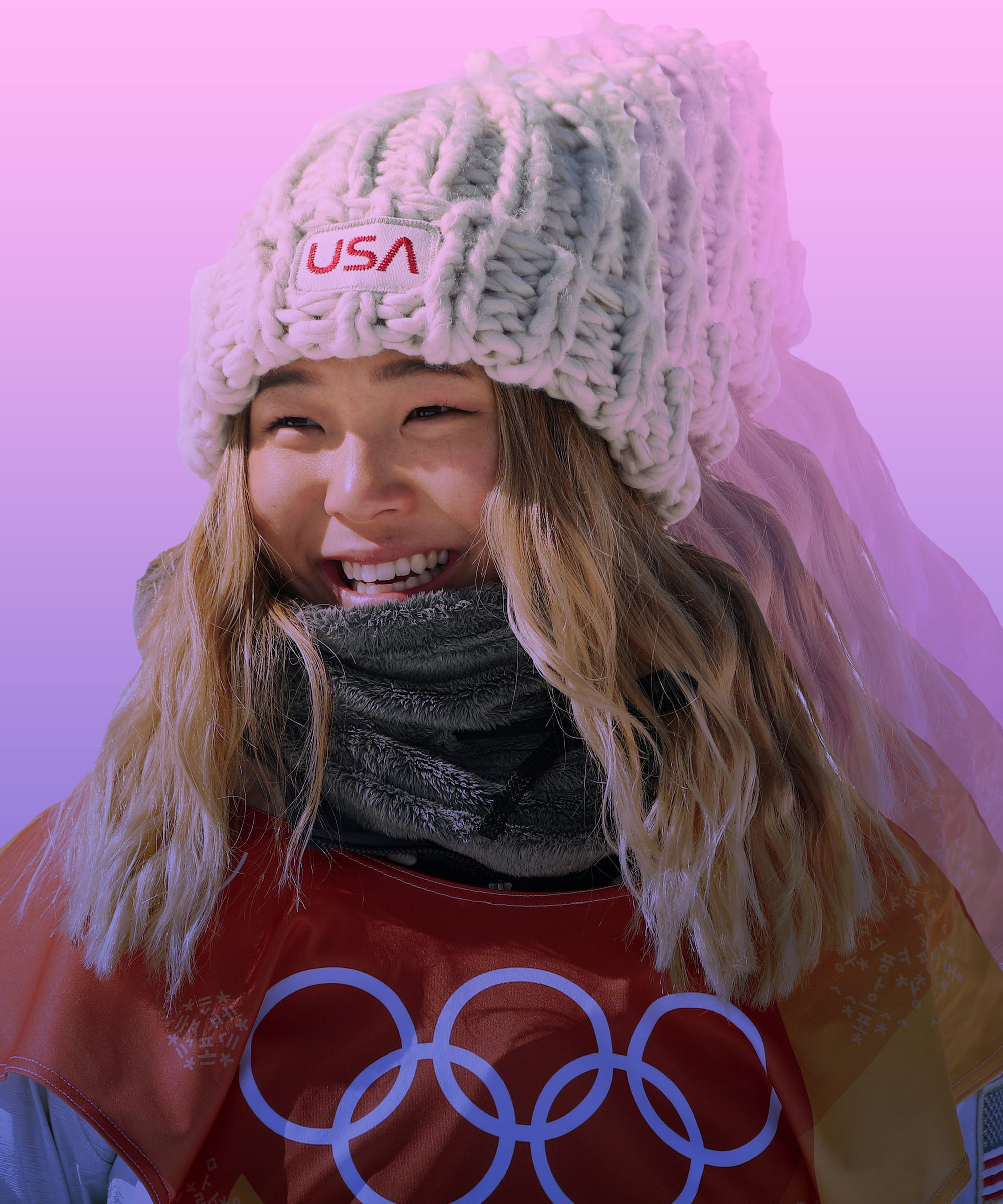 Why Chloe Kim Always Makes Sure Her Voice Is Heard