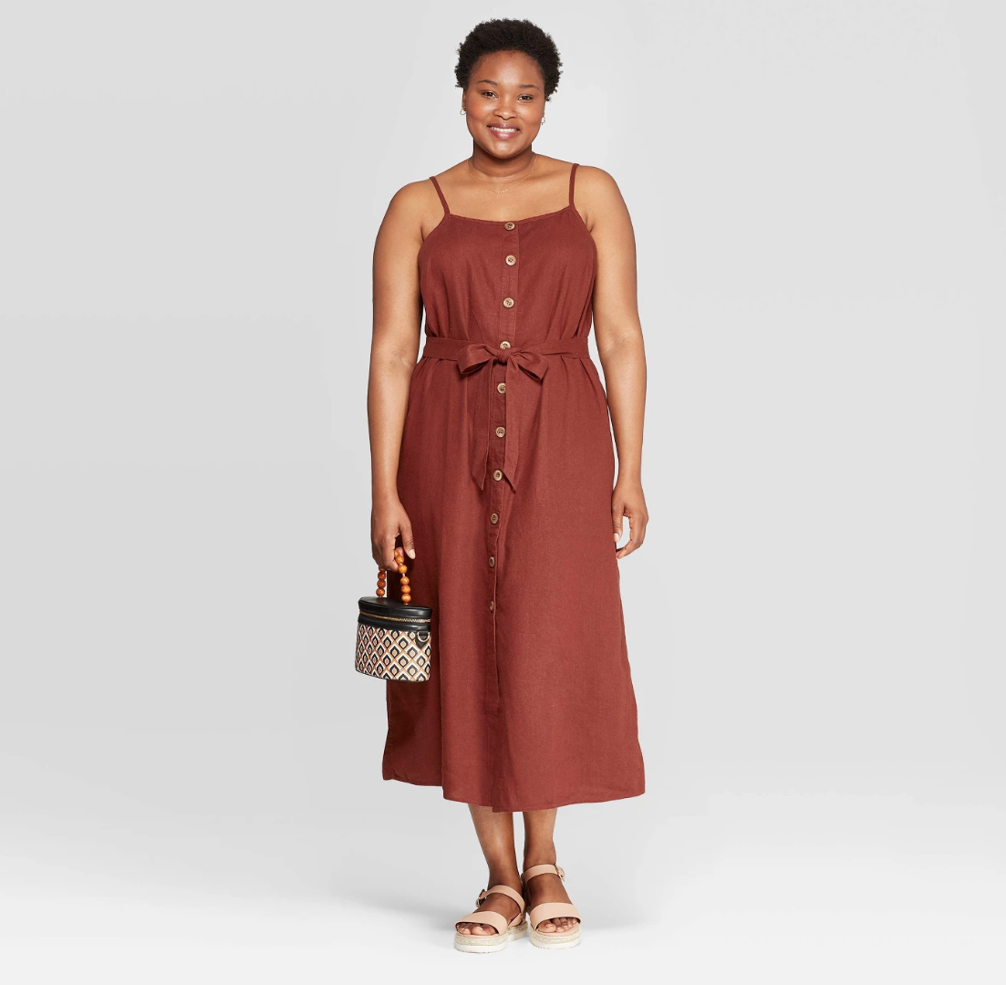 Plus Size Denim Dress Target – DACC