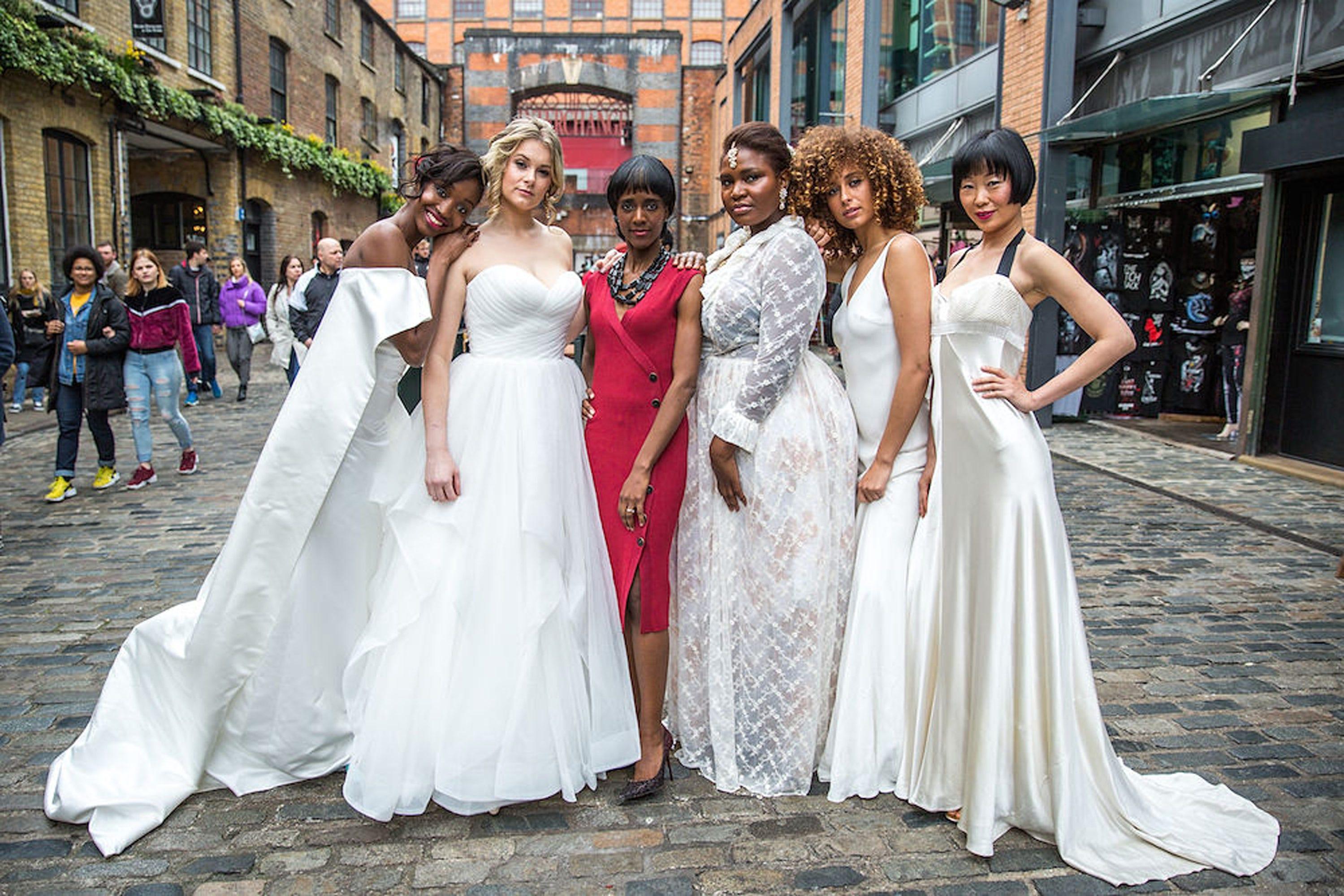 """Black Women Get Married Too!"" The Wedding Fair Dedicated To Diversity"