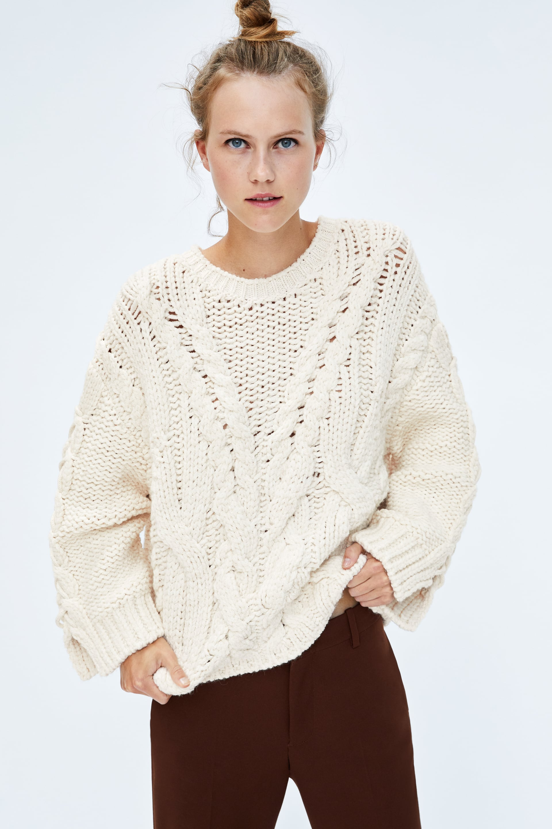 be9f1718 Cheap Zara Knitwear To Buy This Fall, Sweaters 2018