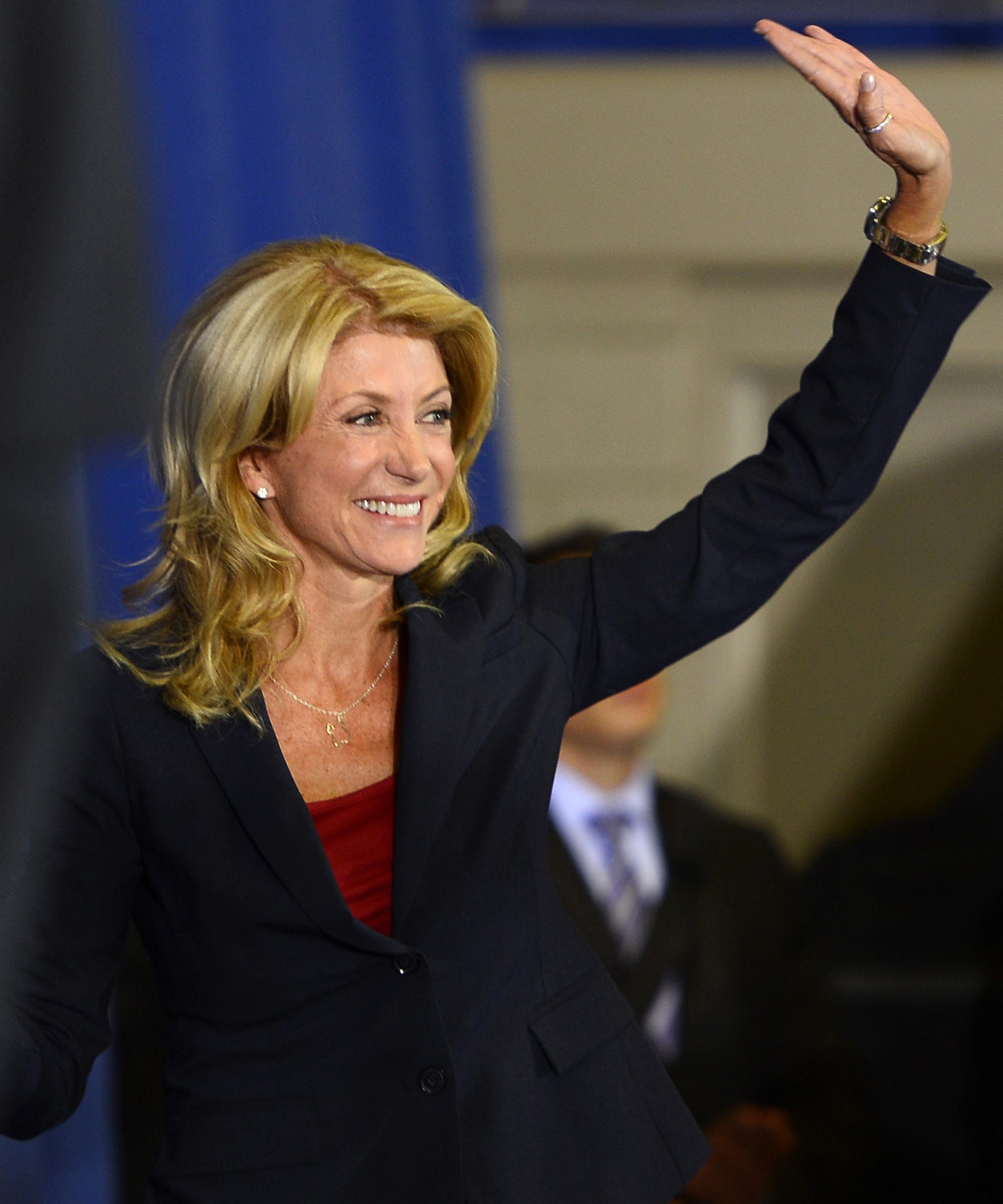 Wendy Davis, Known For Her 13-Hour Abortion Filibuster, Is Running For Congress