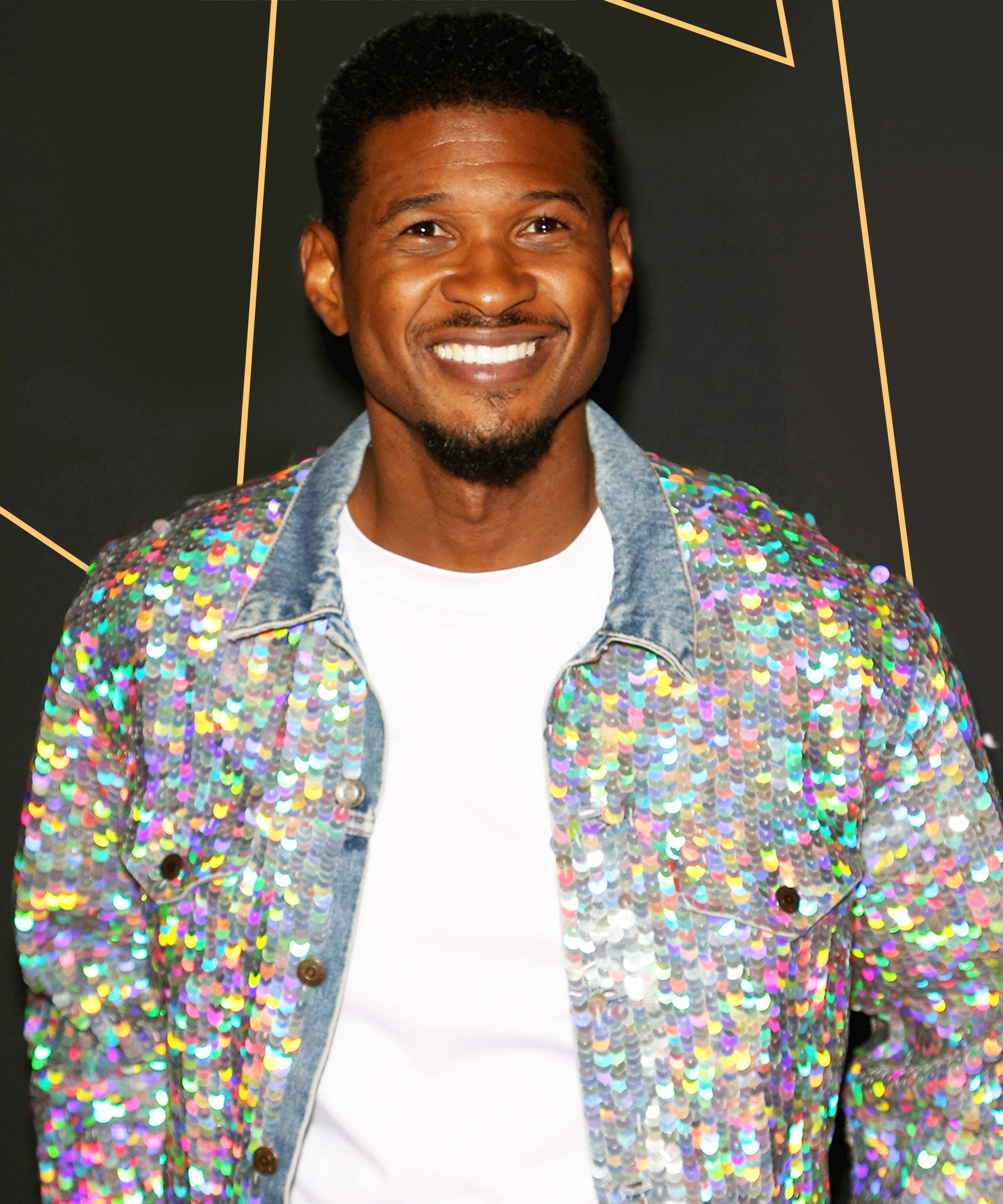 Usher Got A Huge New Tattoo — & We Didn't See It Coming