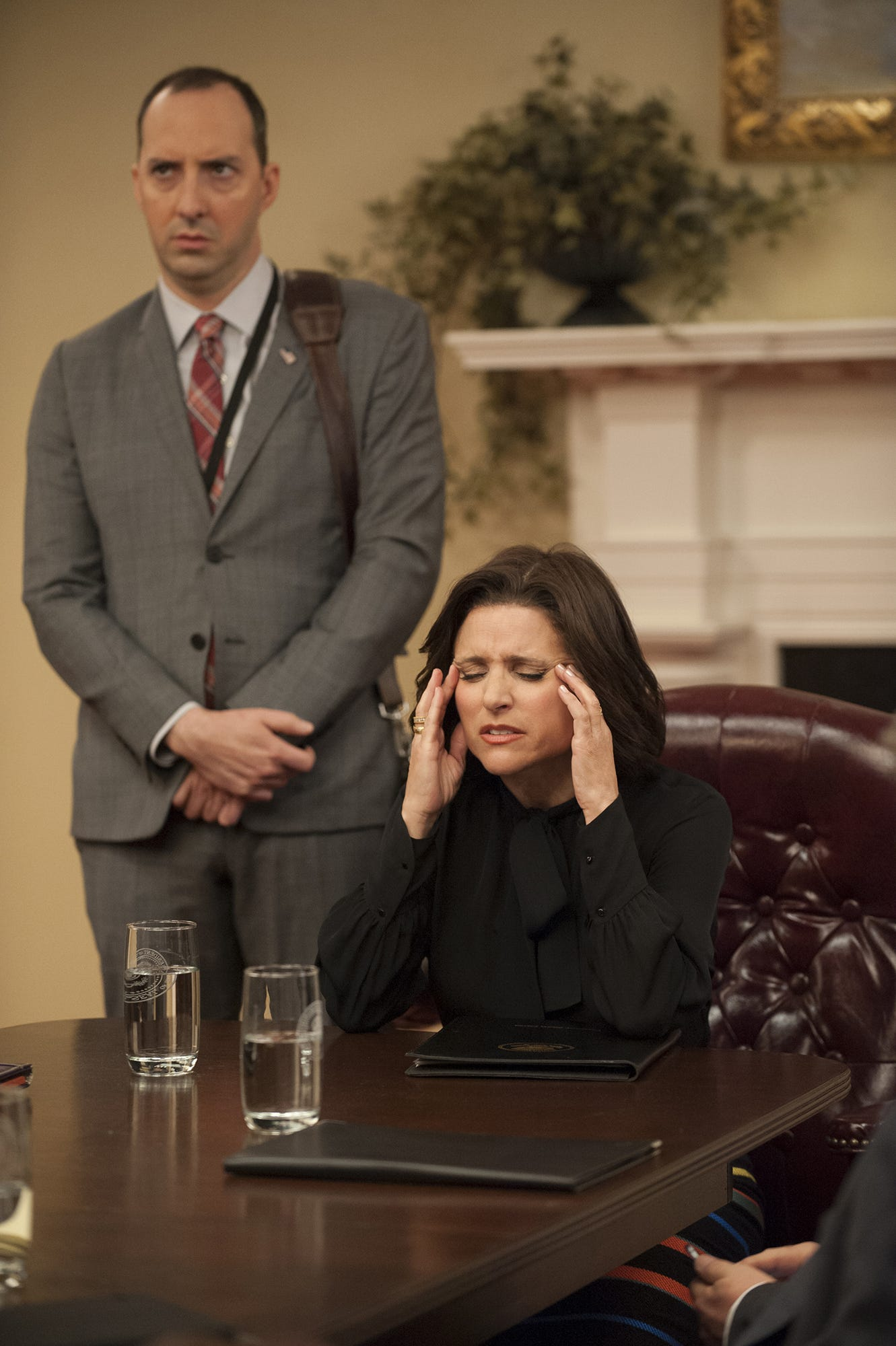 Veep Season 6 Finale Flashbacks Selina Political Career