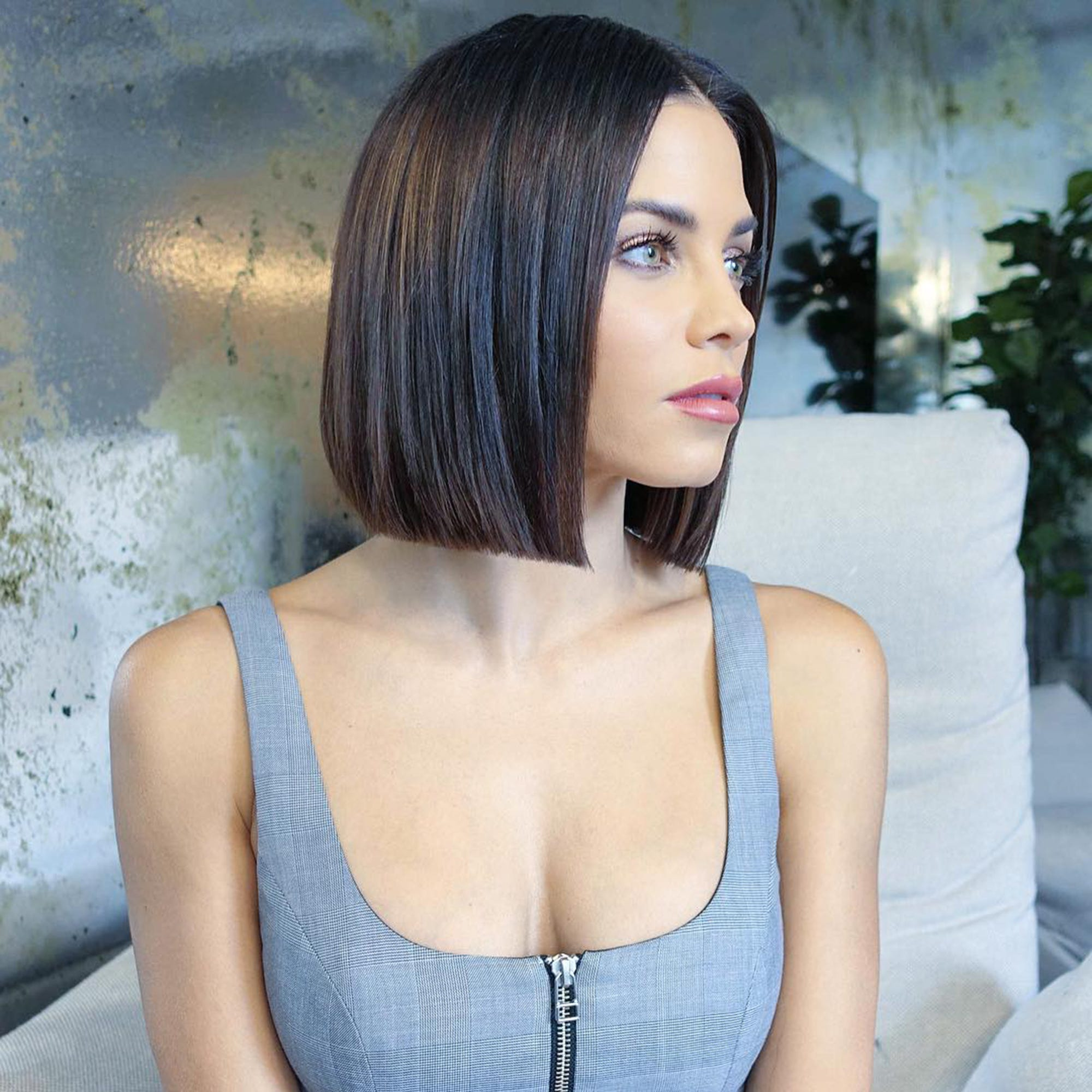 What Is The Glass Hair Trend