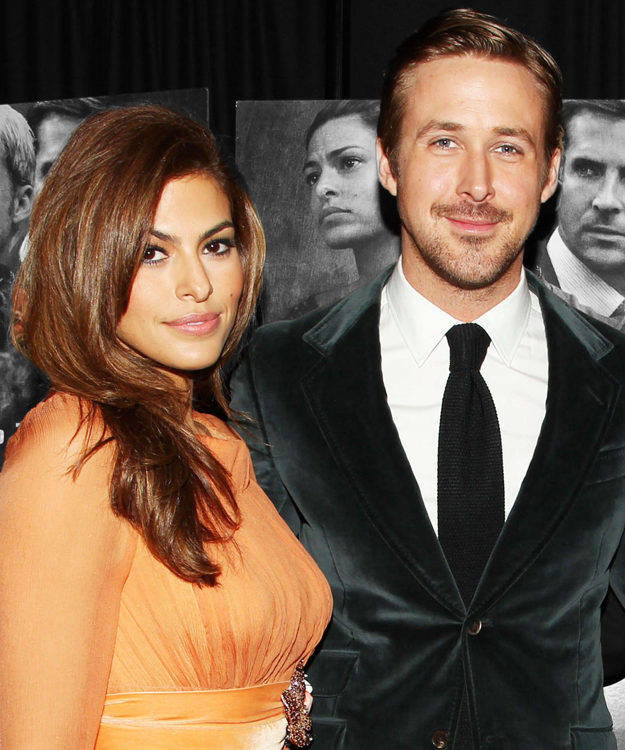Eva Mendes Didn't Want Kids Until She Met Ryan Gosling