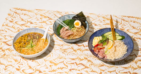 3 EASY Ramen Recipes That Are Next-Level Yummy