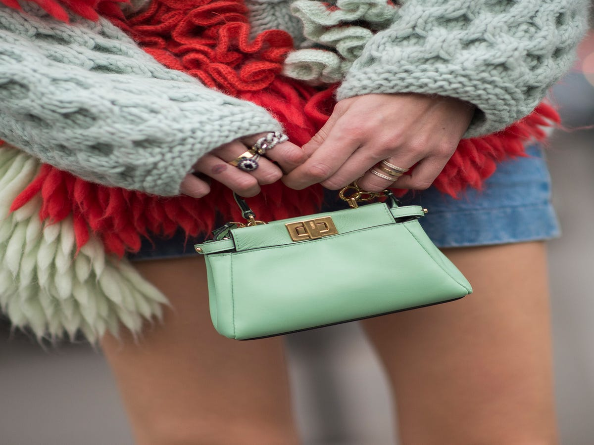 The Cutest Green Nail Art For A St. Patty s Day Manicure That s Actually Chic