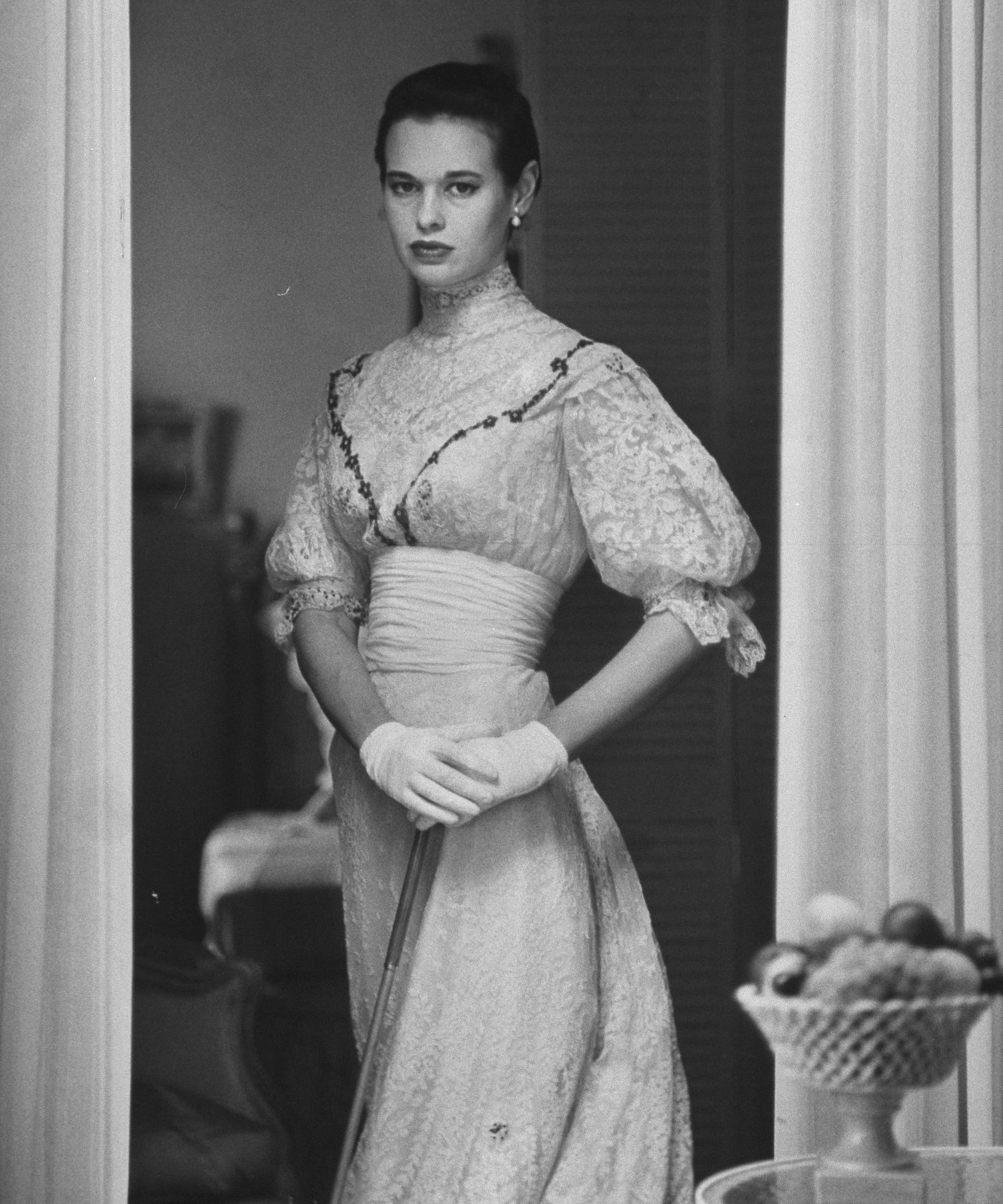 Remembering Gloria Vanderbilt's Legendary Style