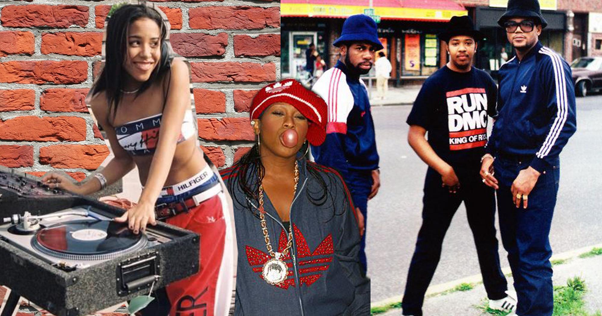 4539604e Hip Hop 90s Fashion - MIA TLC Aaliyah Photos