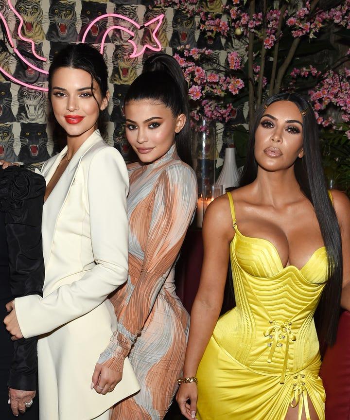 Kardashian Christmas Eve Party History Through 2018