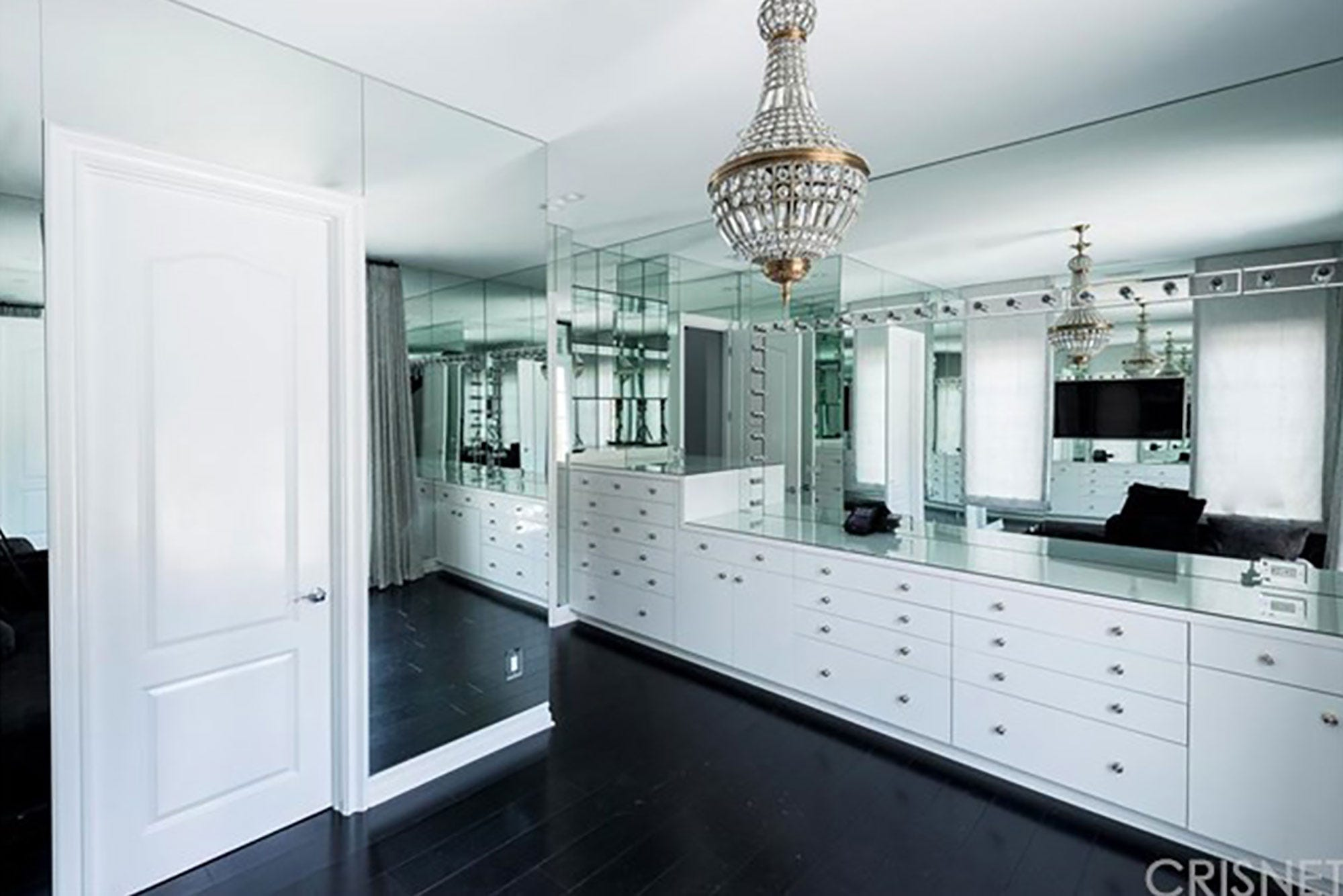 Kylie Jenner Home For Sale Glam Room