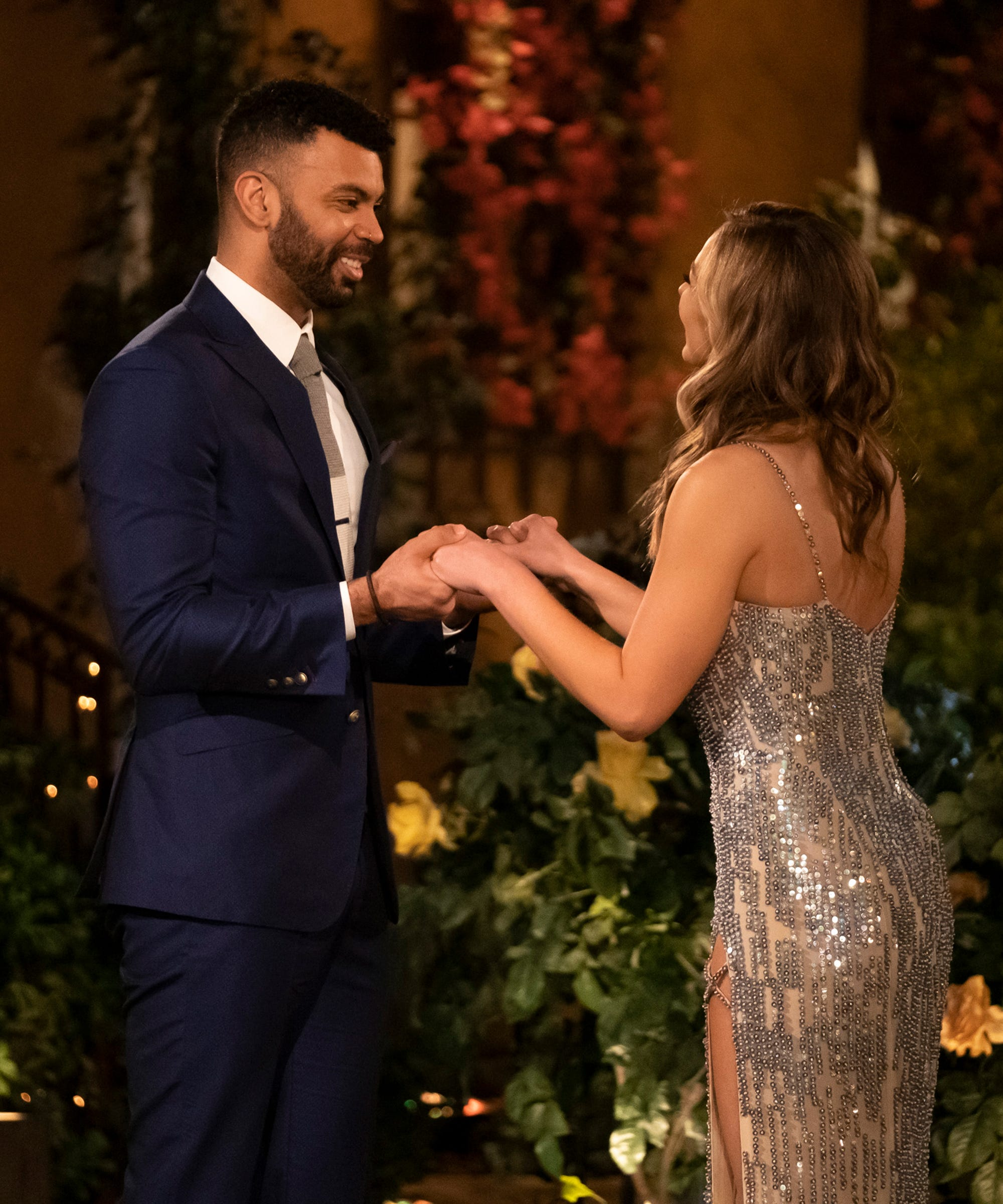 The Bachelorette's Dustin Has Another Gal In His Life & She'd Honestly Make Great TV