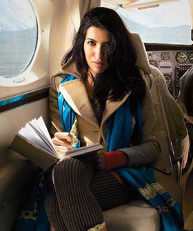 Leila Janah Interview November 2012