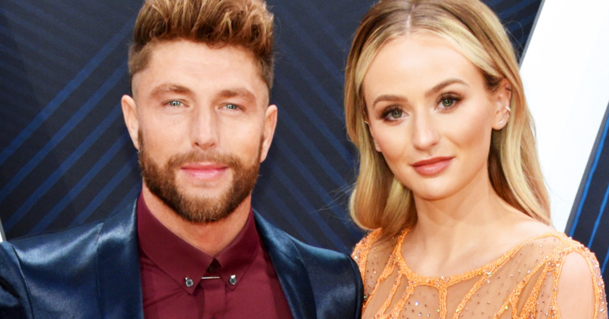 """An Unexpected """"Bachelor"""" & Country Star Couple Debuted At The CMAs Last Night"""
