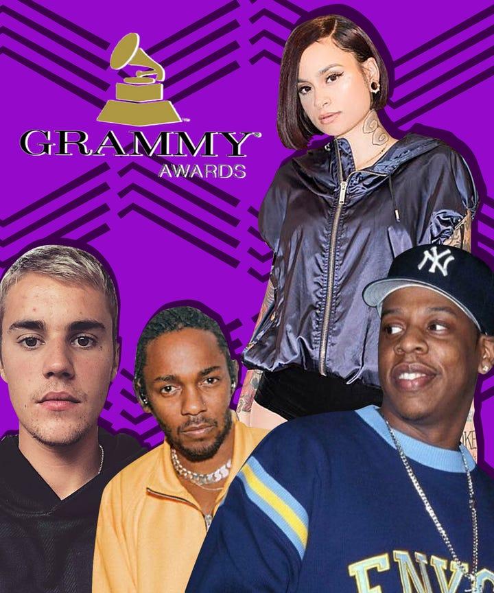 Grammy Nominierte 2018