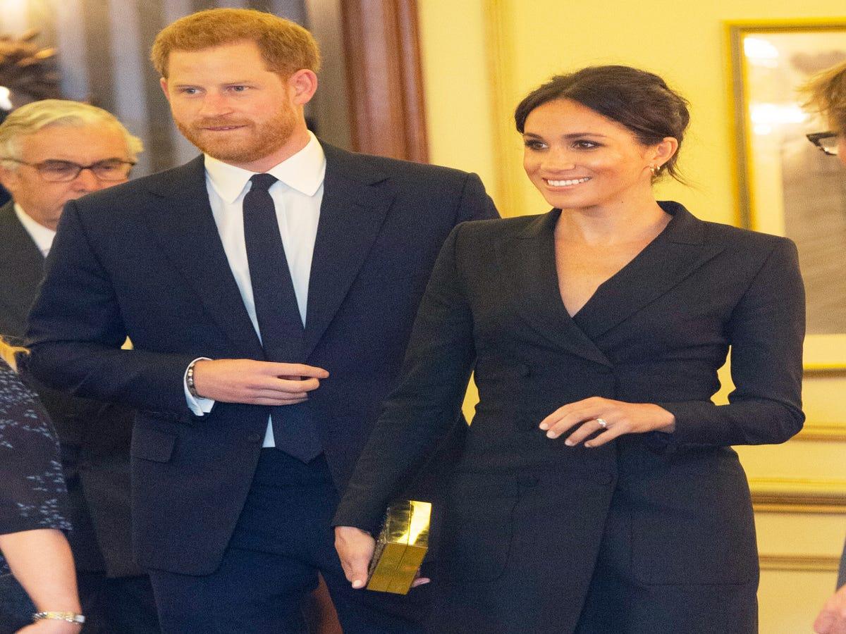 Gasp! Meghan Markle Just Broke Royal Protocol