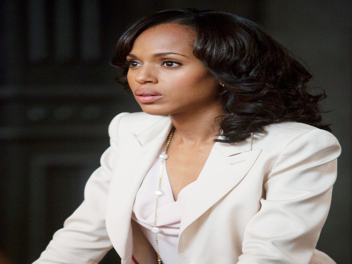 Why Olivia Pope Is Always Carrying A Prada Bag