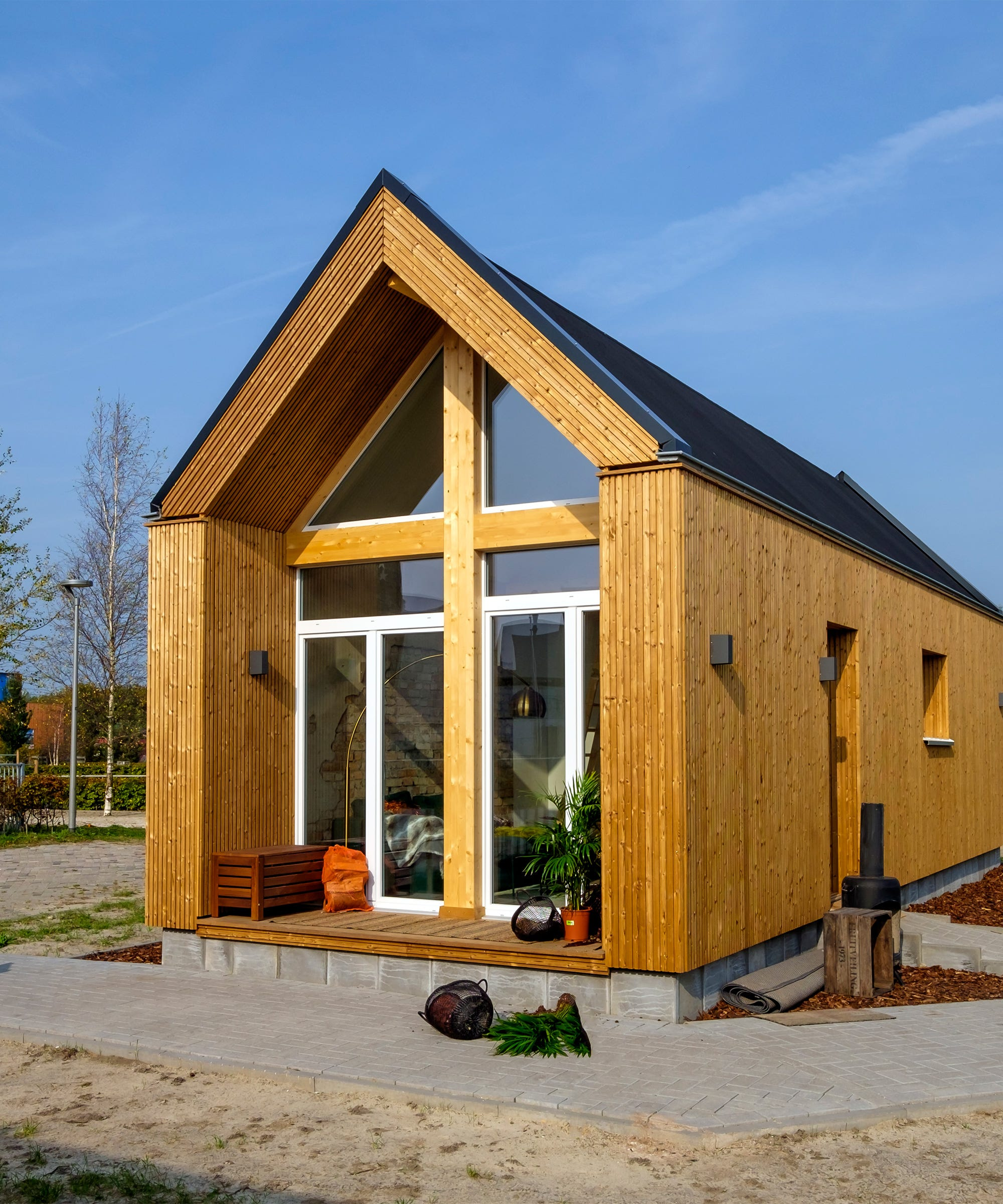 Tiny Home Living Practices Anyone Can Adopt In The Name Of Sustainability
