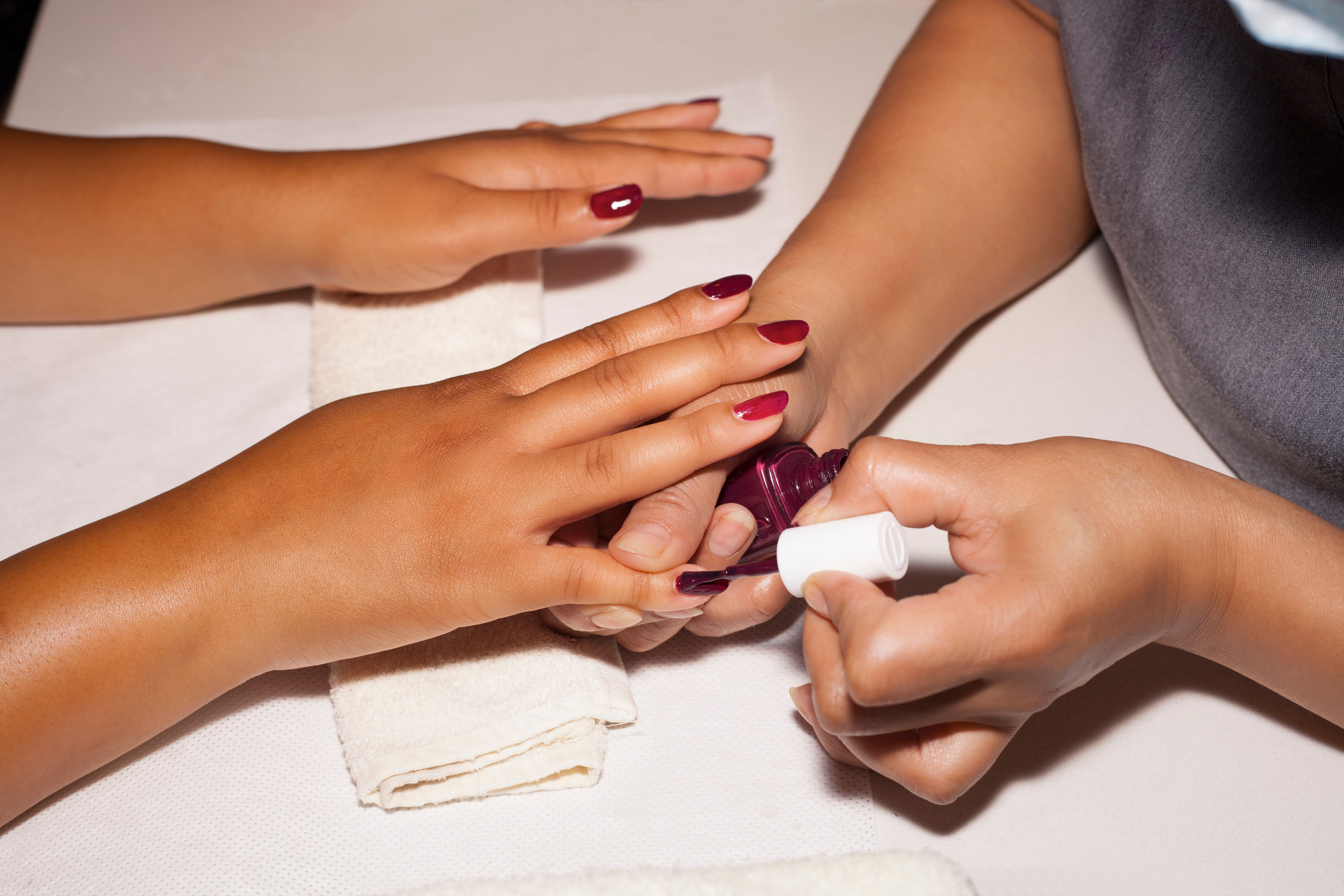 Best High Street Top Coat Nail Polish | Hession Hairdressing
