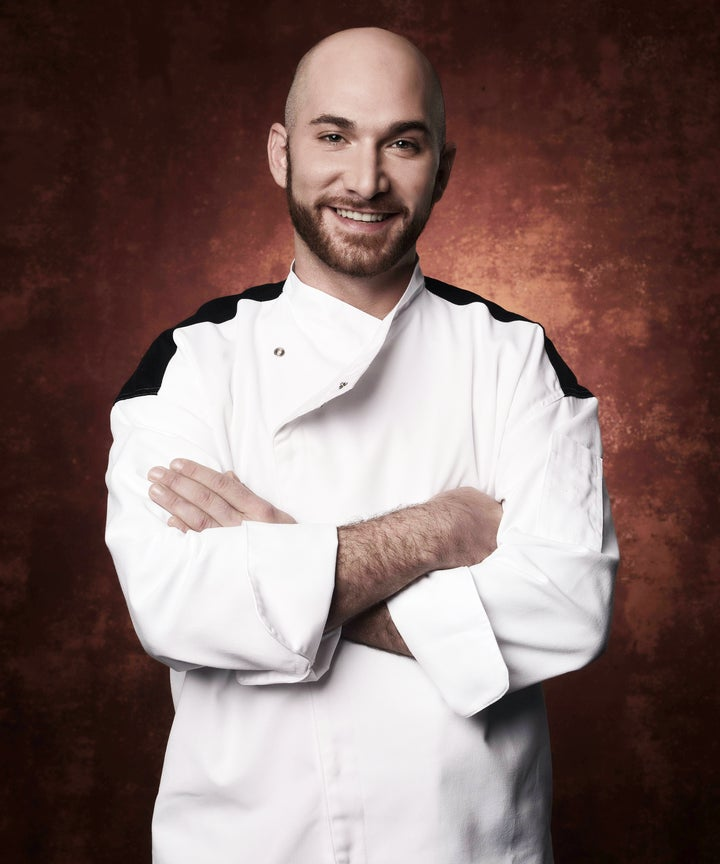this hells kitchen contestant was found dead in his home - Fox Hells Kitchen