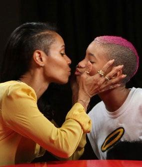 Jada Pinkett Talks About Willow Smith Shaved Head