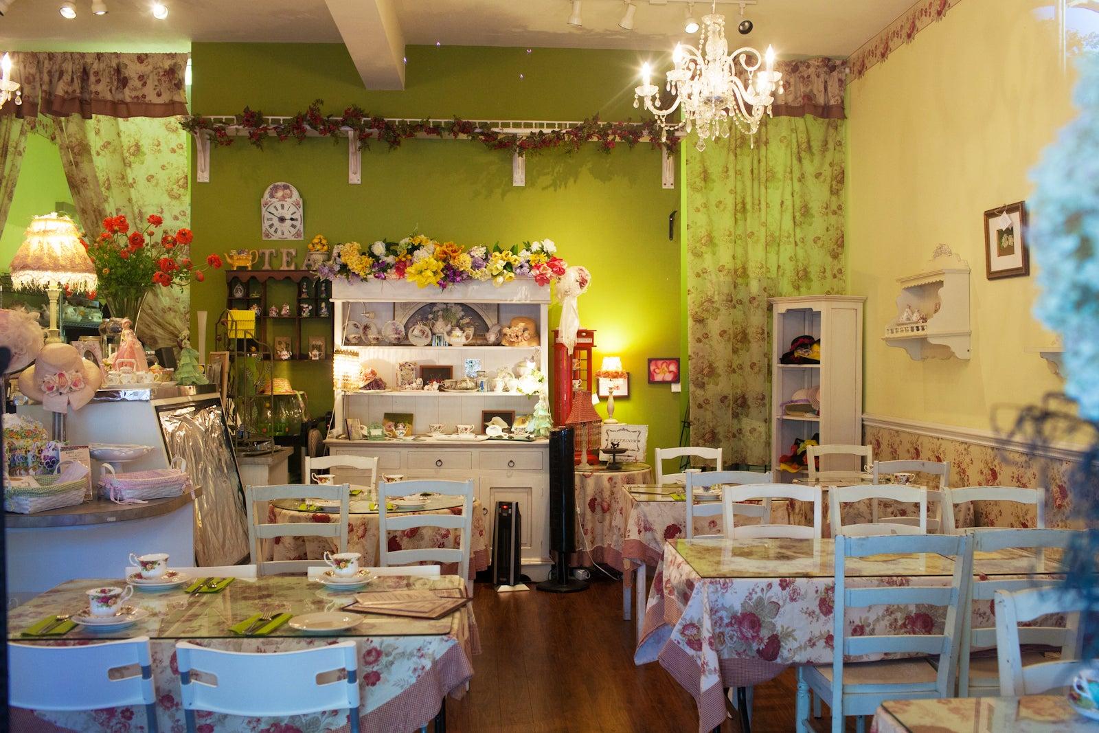 Tea Houses In San Francisco - Where To Drink Tea