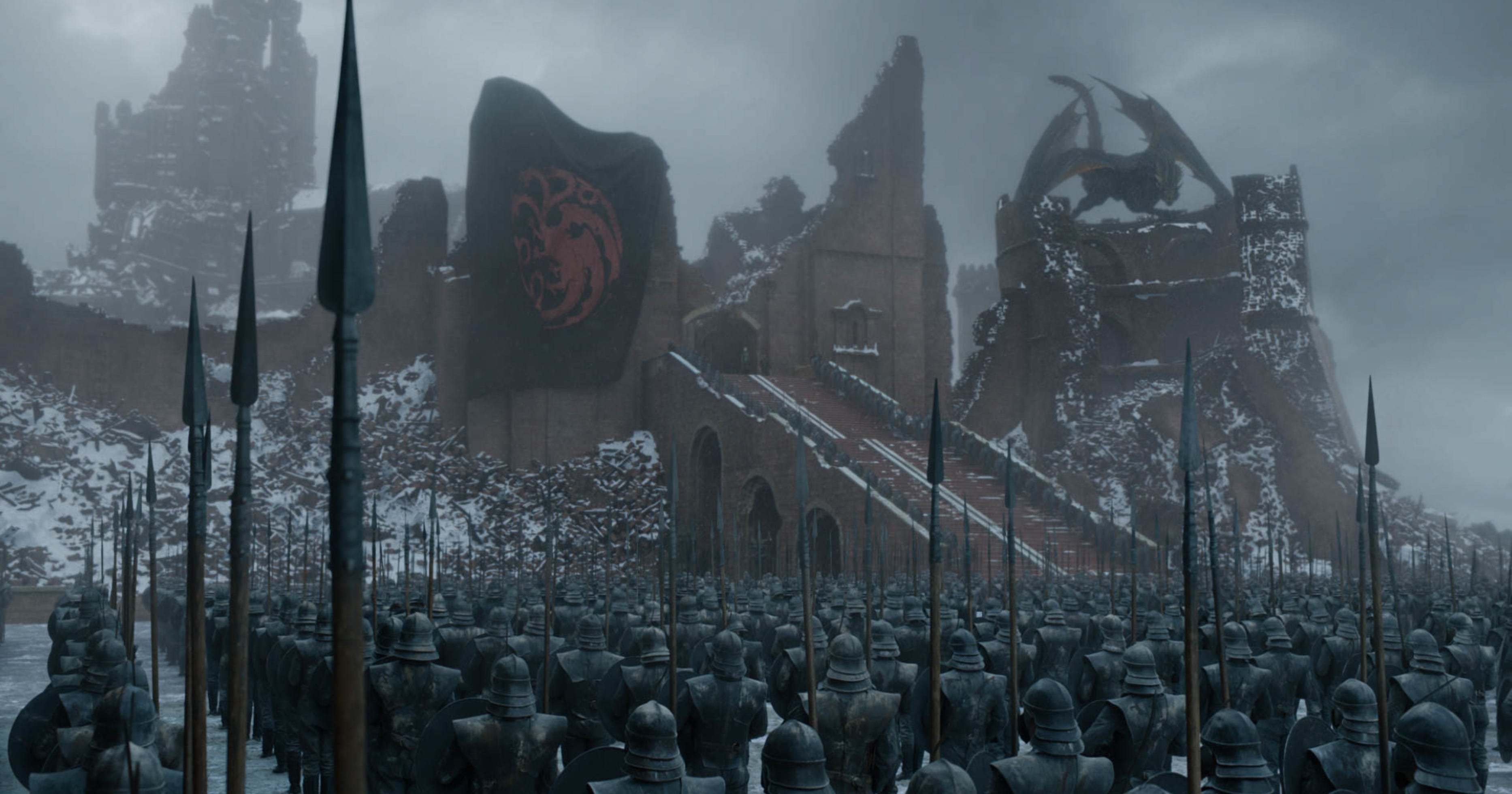 """Drogon's """"Game Of Thrones"""" Ending Is Clearer If You Remember A Key Season Two Moment"""