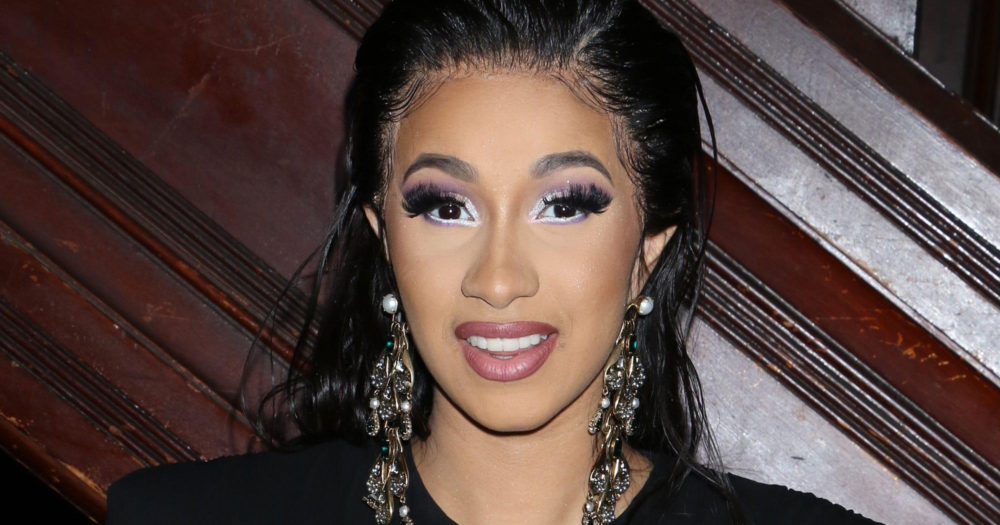 Cardi B Just Endorsed Cynthia Nixon After Nicki Minaj Backed Cuomo