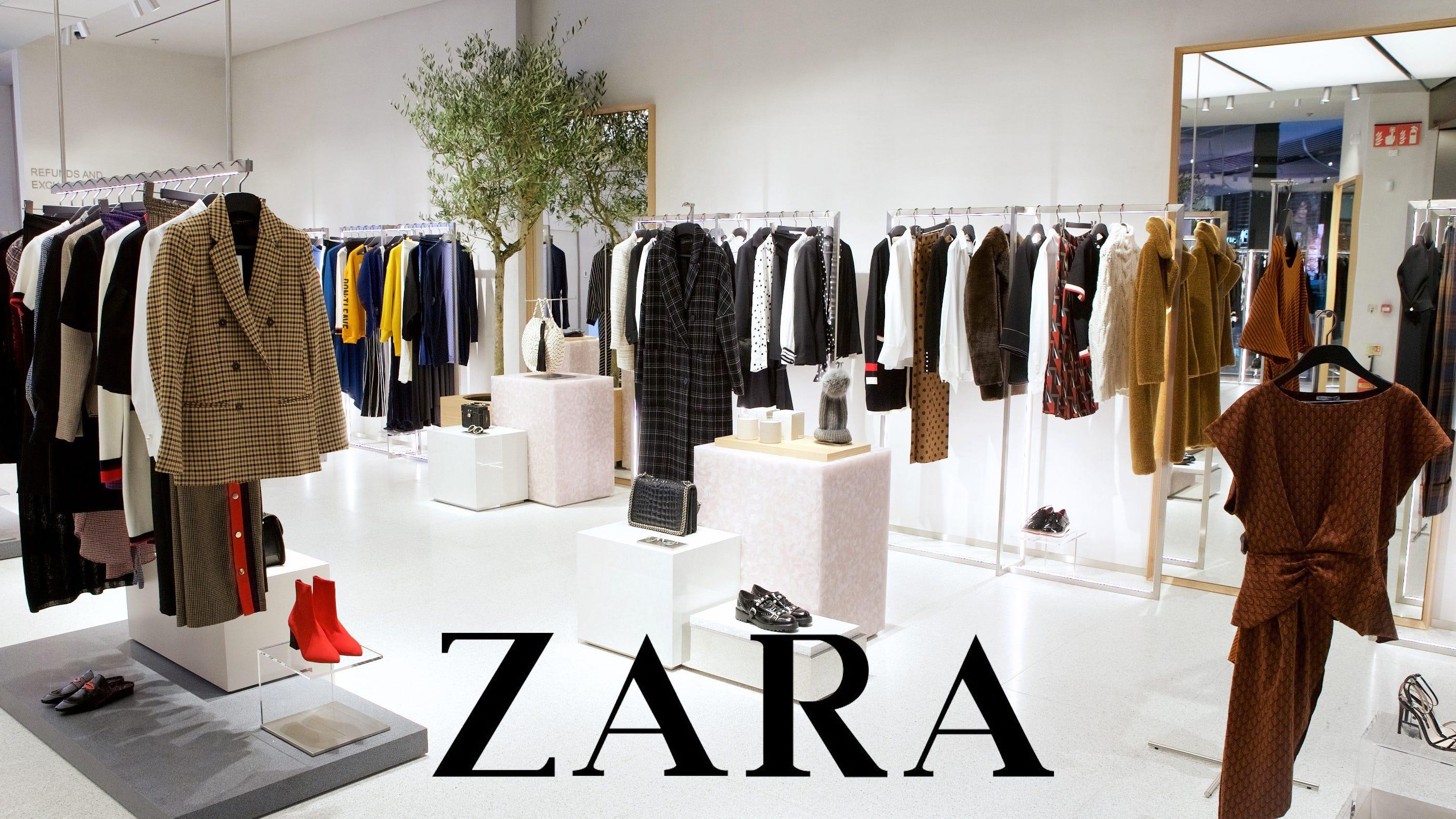Zara schmuck online