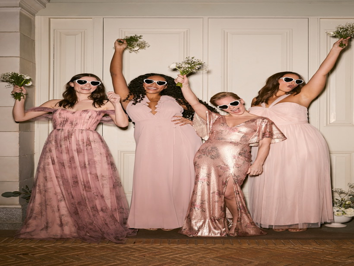 Where To Buy Affordable Bridesmaids Dresses When Matchy-Matchy Isn t By Choice