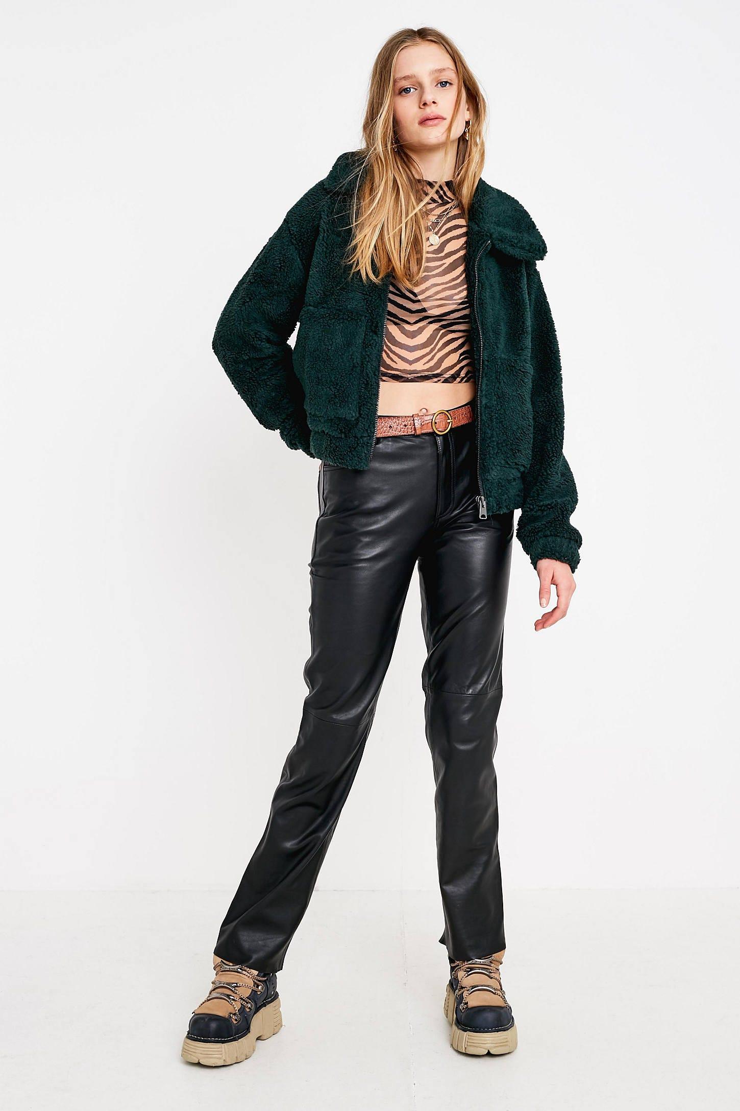 Uksexypornwomen Wwe Divas In Leather Pants