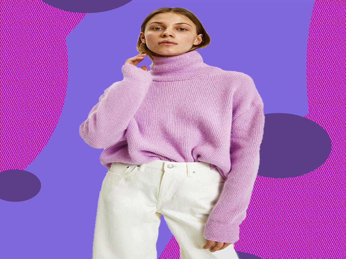 20 Pastel Sweaters To Liven Up Your Winter Wardrobe