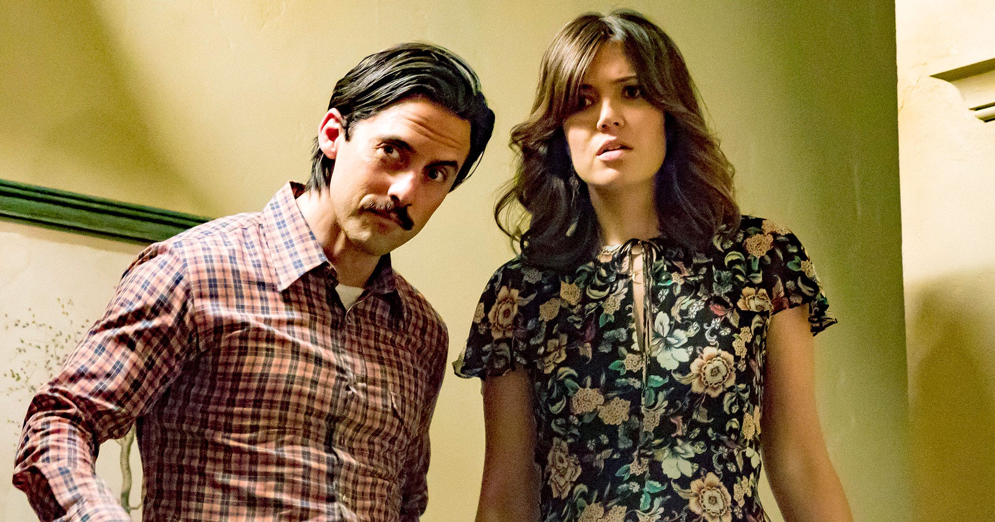 Mandy Moore & Milo Ventimiglia Say This Is The Most Shocking Thing About This Is Us