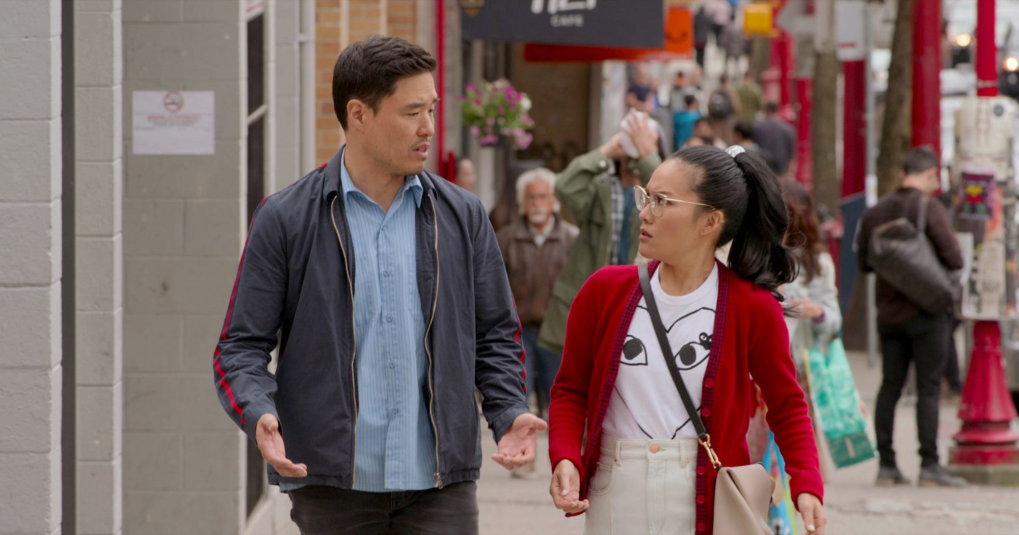 Keanu Reeves Plays The Most Hilarious Version Of Himself In Ali Wong's Netflix Rom-Com