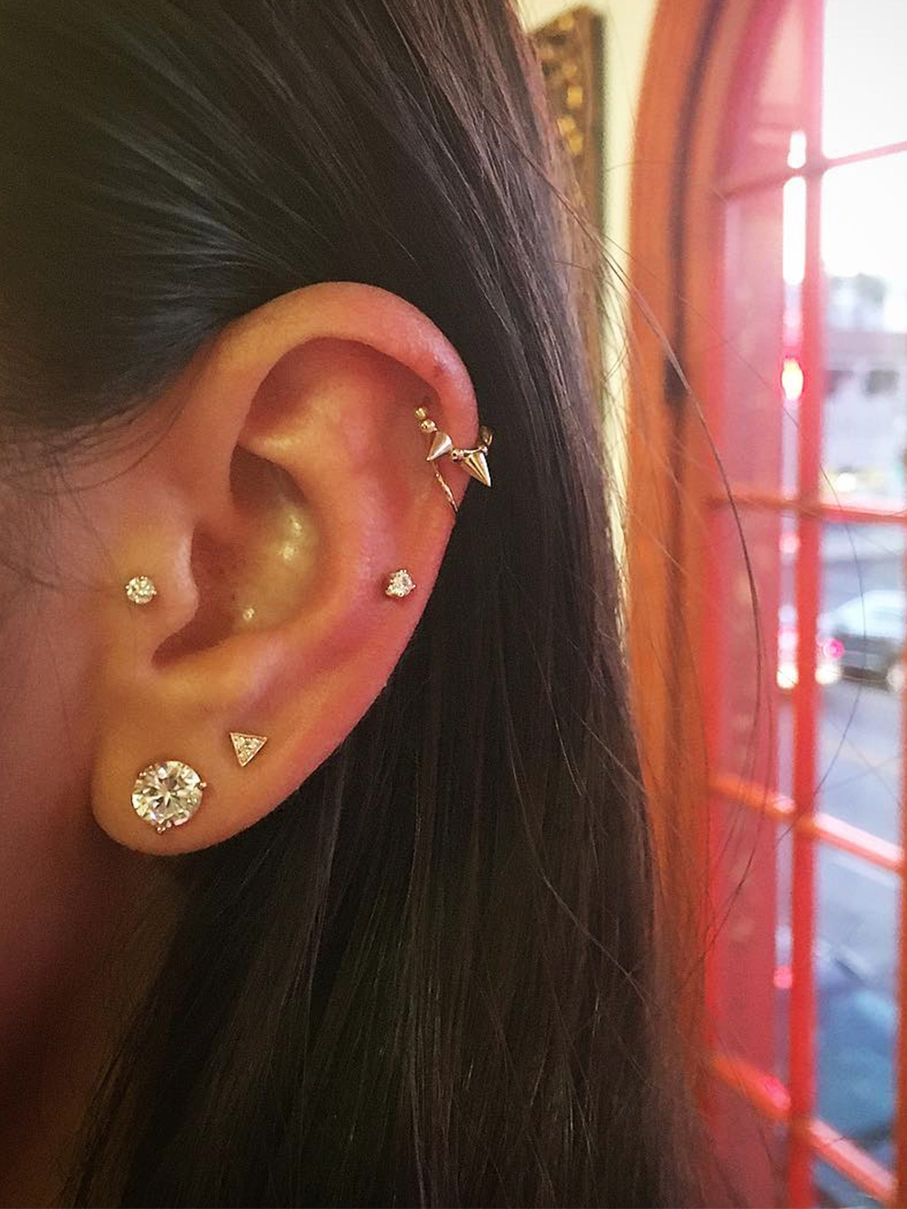 Ear piercing trend constellations pinterest photos pooptronica Choice Image