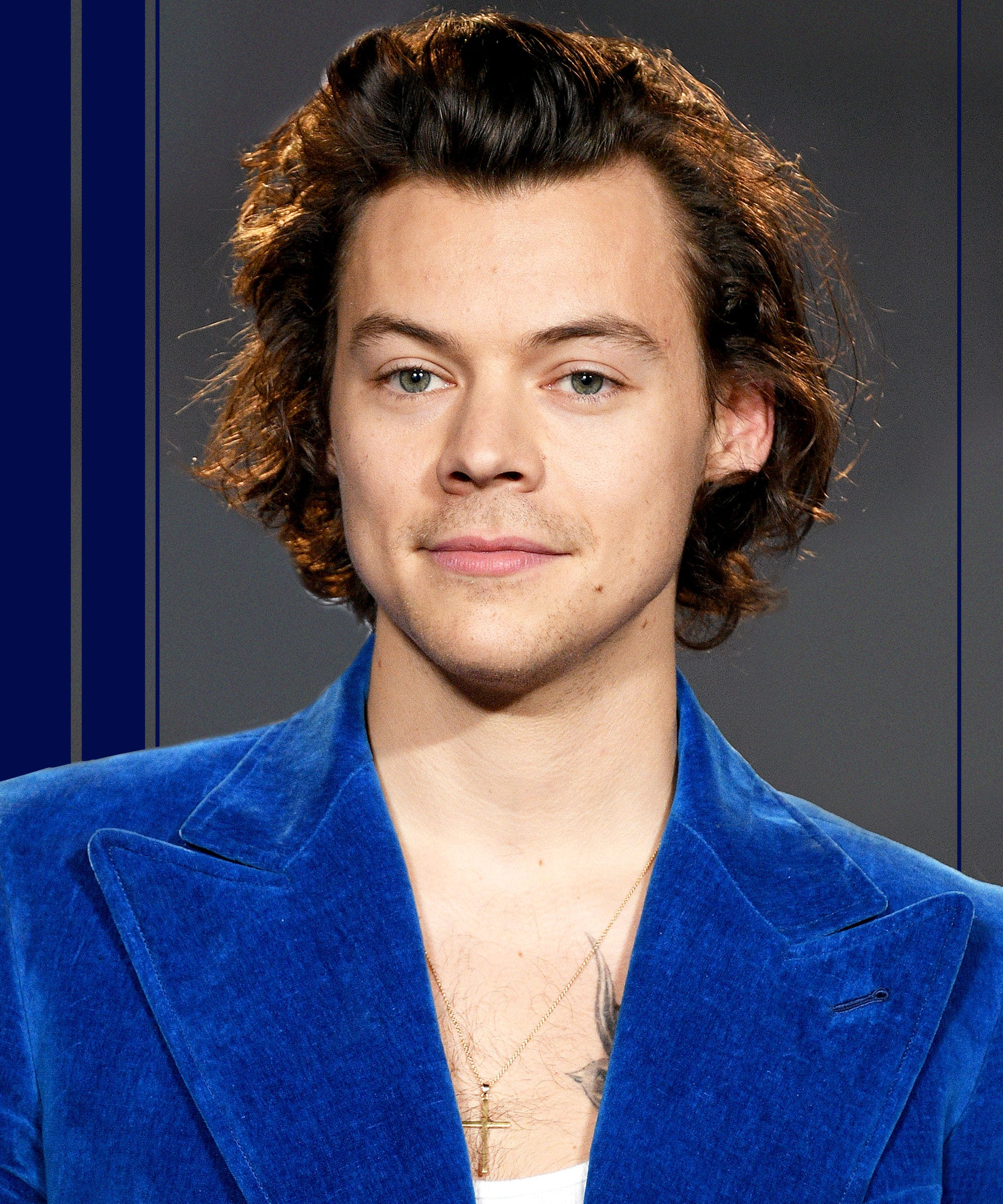 Harry Styles Got 3 Dainty New Tattoos — But What Do They Mean?