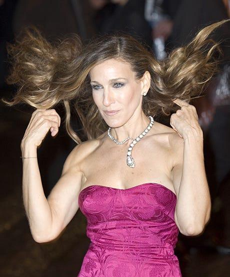 Celebrity Red Carpet Hair Problems