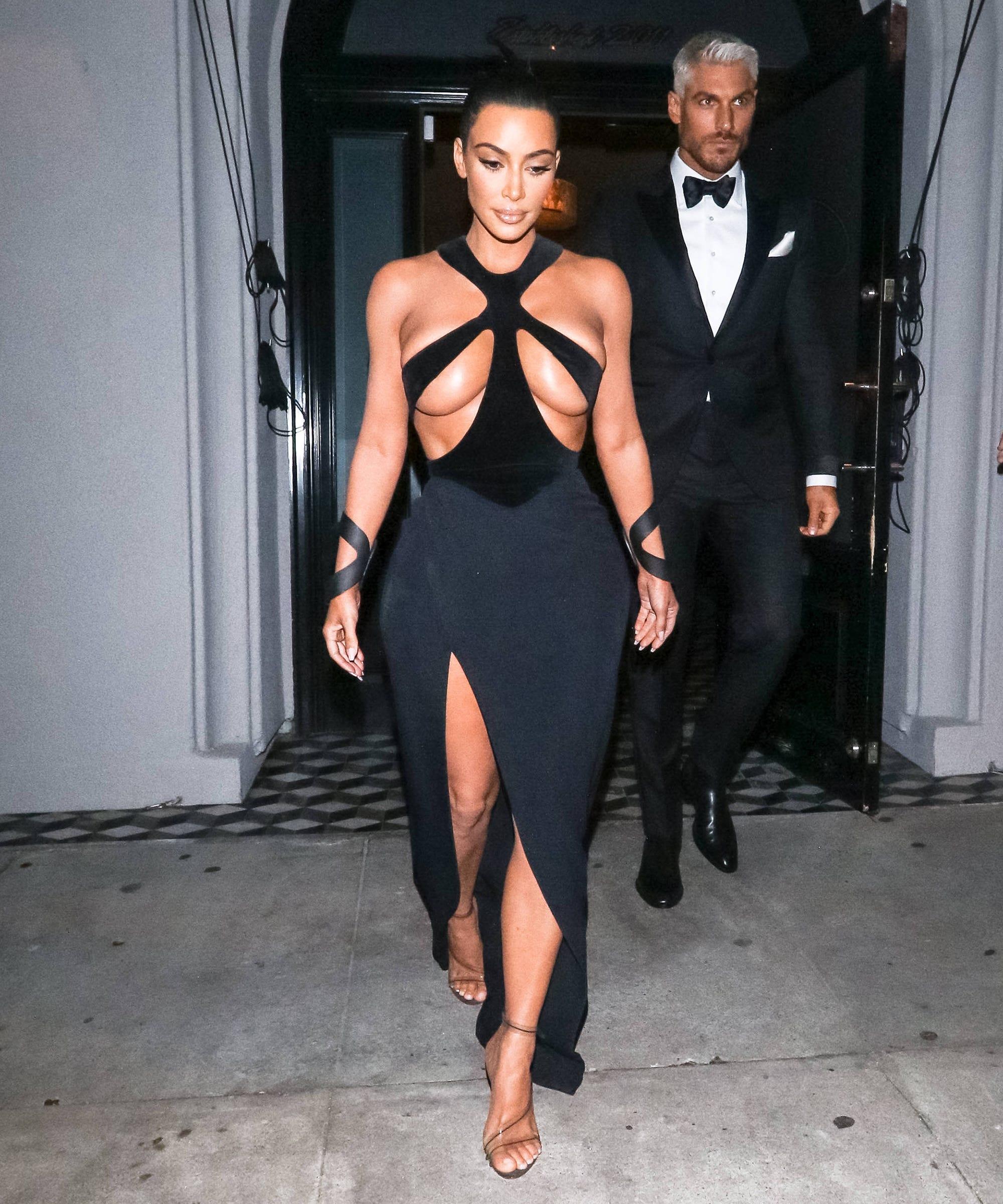9817bed8e85 Kim Kardashian Says She Isn t Working With Fashion Nova