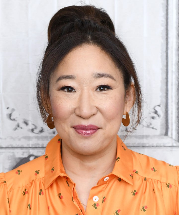 Sandra Oh On Saying No And Waiting For the Right Show