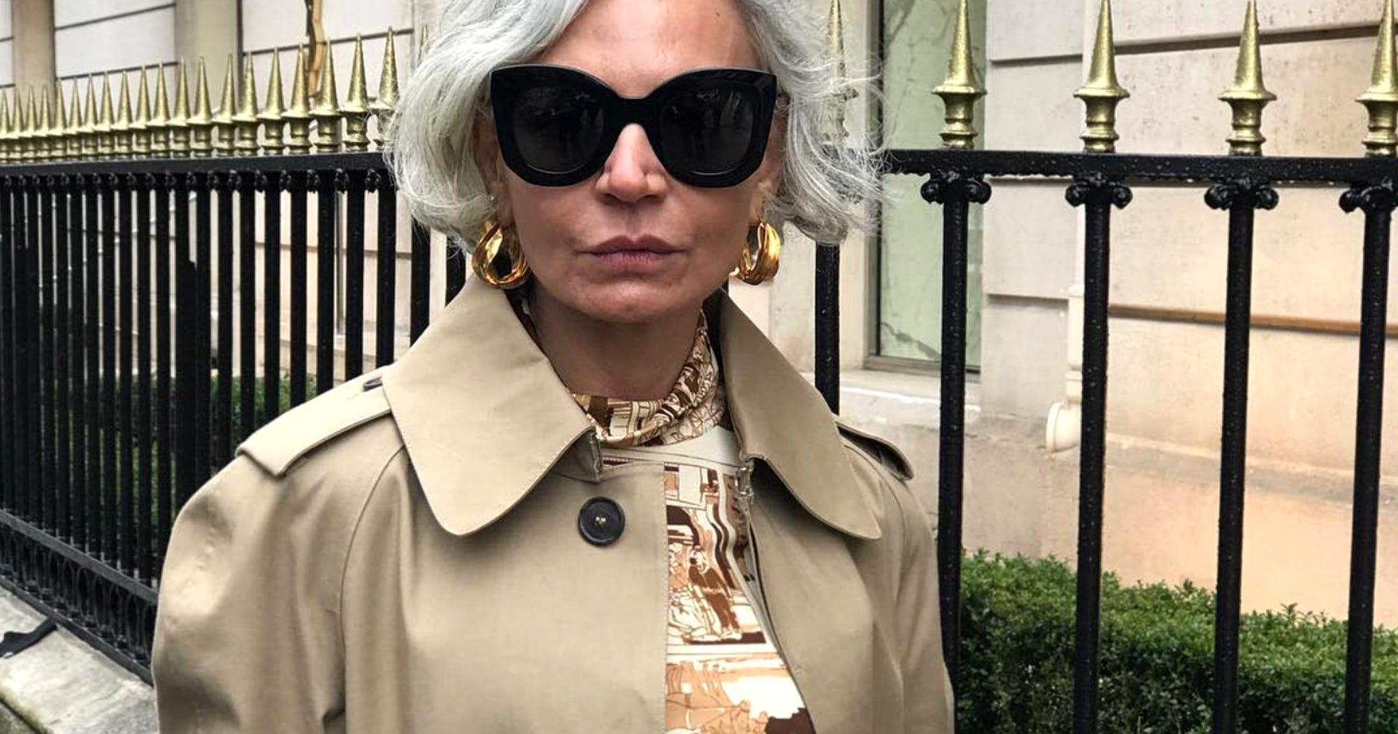 06c511f2692 Older Women Influence On Fashion