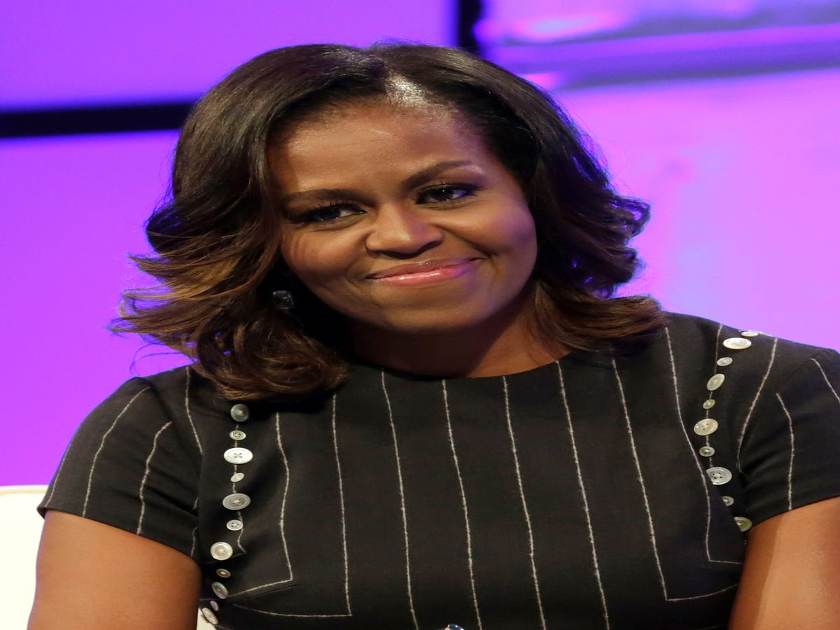 Michelle Obama Says She ll Never Forgive Trump s Racist Lie About Her Husband s Birth Place