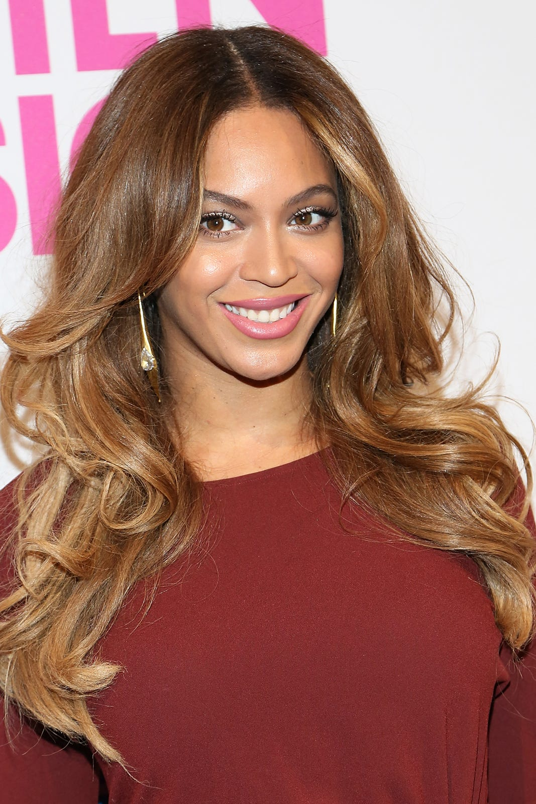 Celebrity Hair Color Before After Beyonce Kylie Jenner