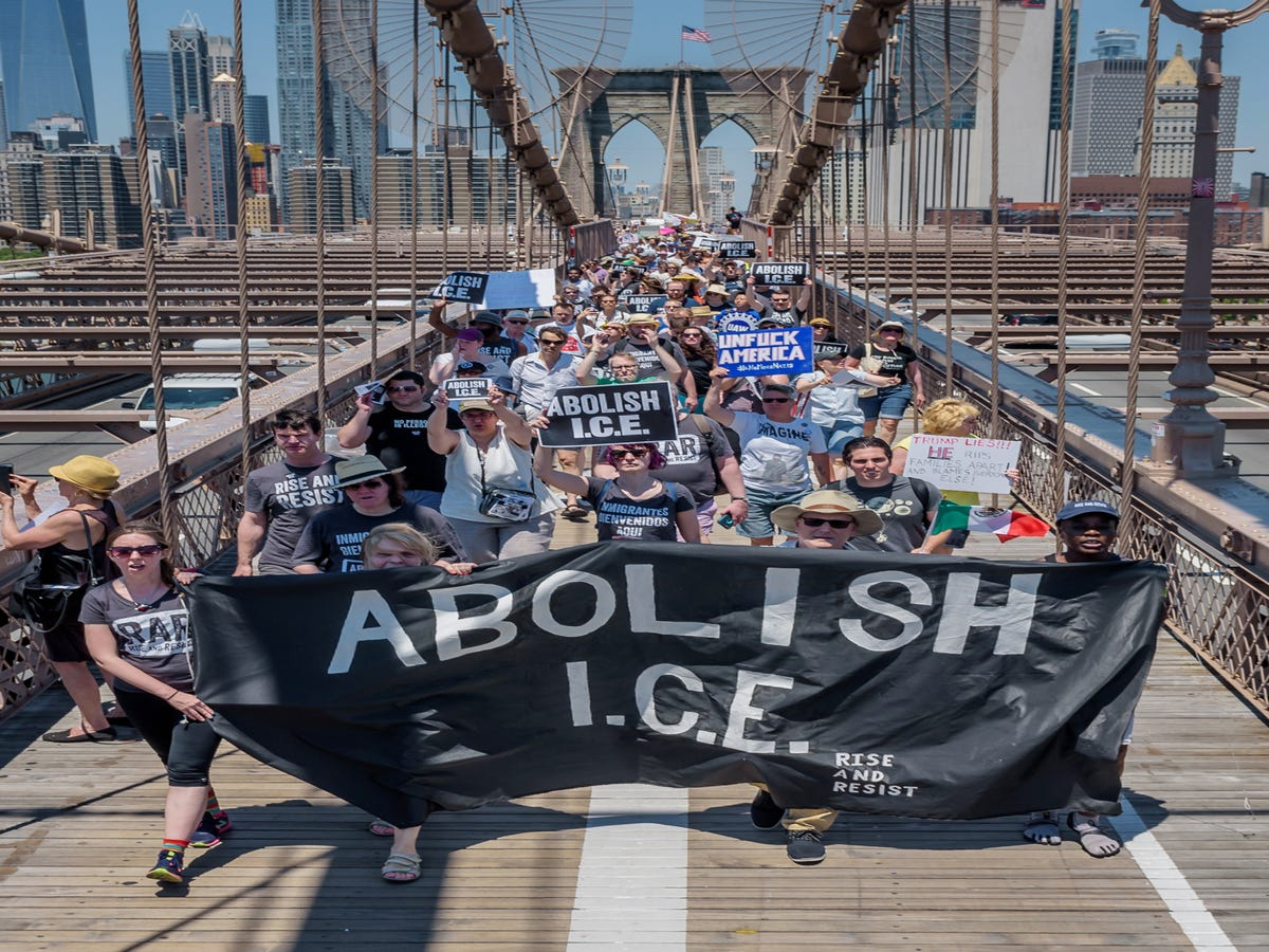 Here s How The #AbolishICE Movement Really Got Started
