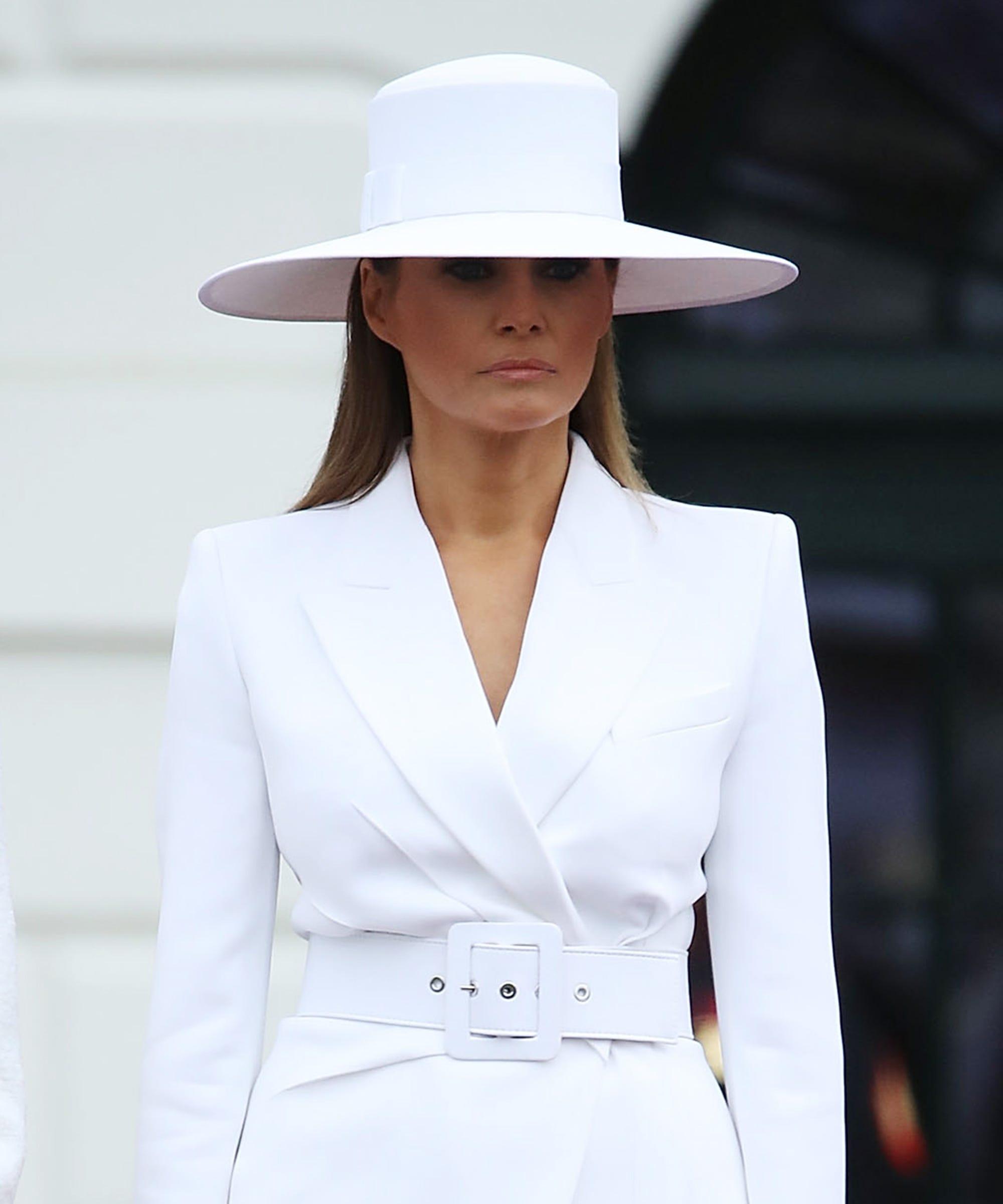 Stop Comparing Melania Trump s Hat To Beyoncé s 3008a0e731f