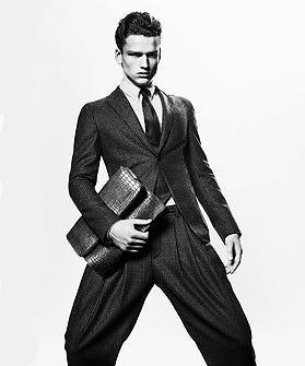 giorgio armani hammer pants high fashion hammer pants